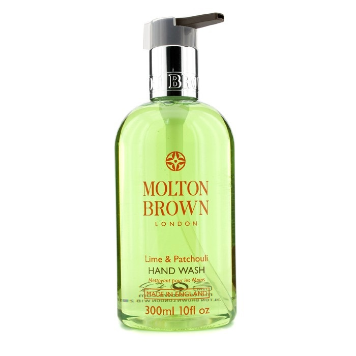 Molton brown lime patchouli hand wash fresh for Best molton brown scent