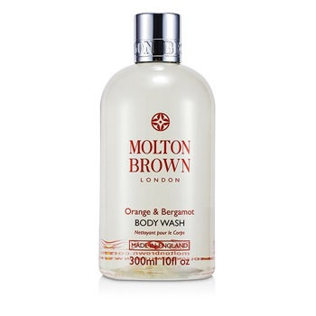 Molton brown orange bergamot body wash fresh for Best molton brown scent
