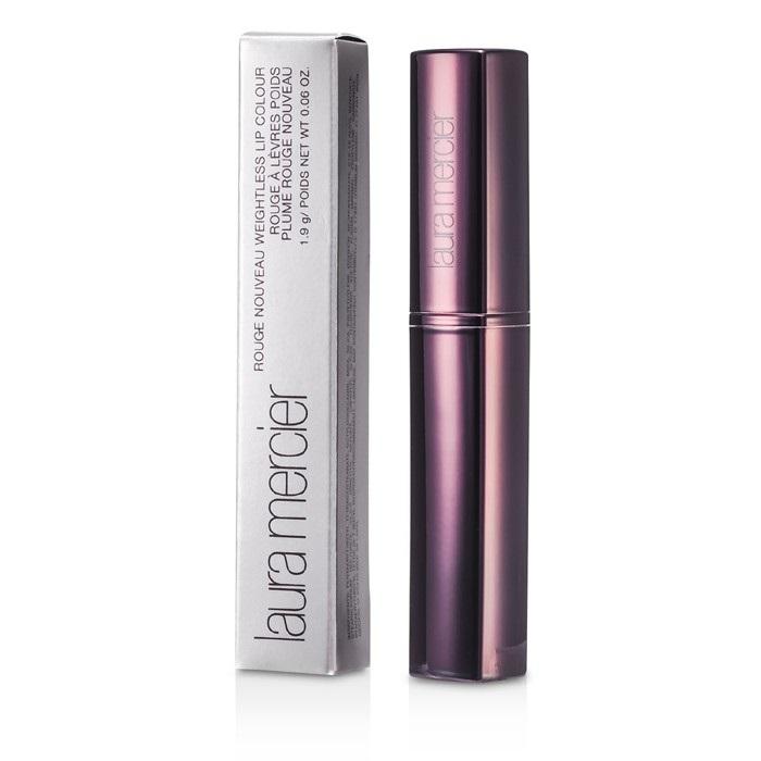 Laura Mercier Scented Candle: Rouge Nouveau Weightless Lip