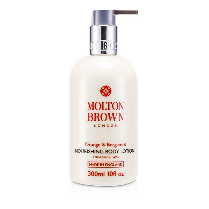 Molton brown orange bergamot nourishing body lotion fresh for Best molton brown scent