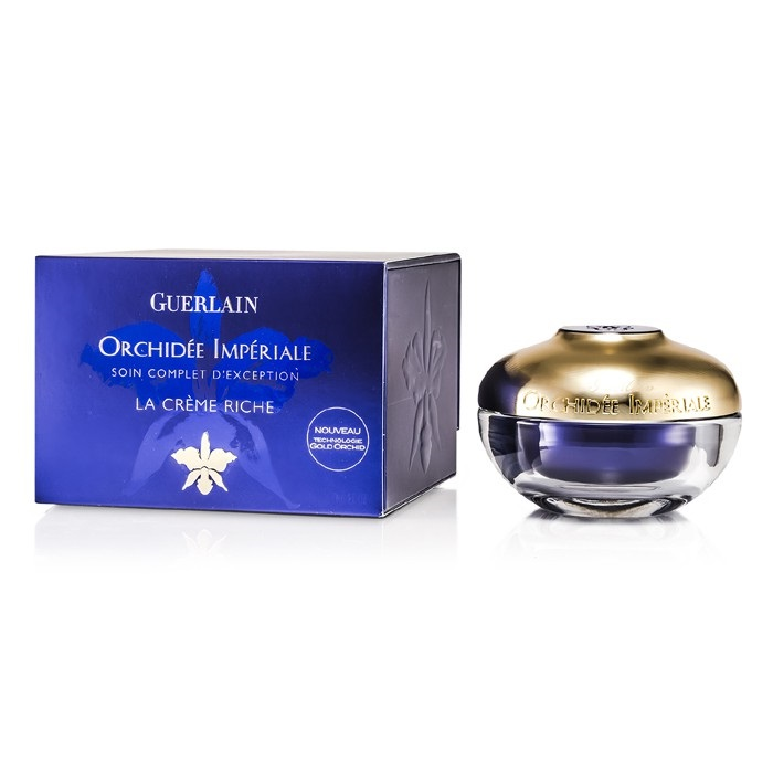 guerlain orchidee imperiale rich cream