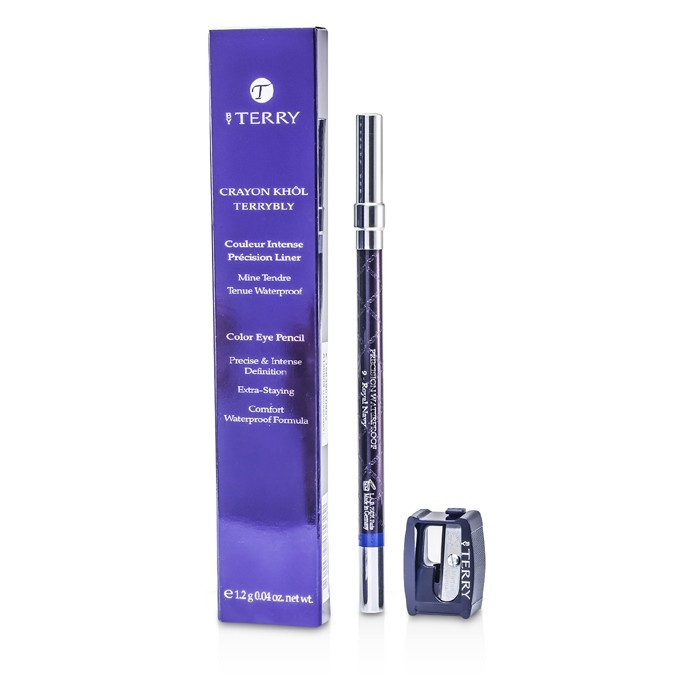 by terry crayon khol terrybly color eye pencil waterproof formula 9 royal navy fresh. Black Bedroom Furniture Sets. Home Design Ideas