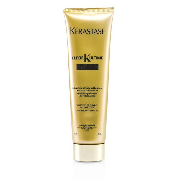 kerastase elixir ultime beautifying oil cream for all. Black Bedroom Furniture Sets. Home Design Ideas