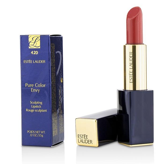 Pure Color Envy Sculpting Lipstick 420 Rebellious Rose