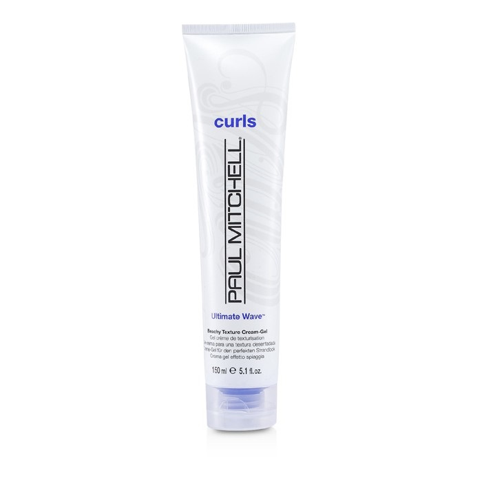 paul mitchell new zealand curls ultimate wave beachy texture cream gel by paul mitchell fresh. Black Bedroom Furniture Sets. Home Design Ideas