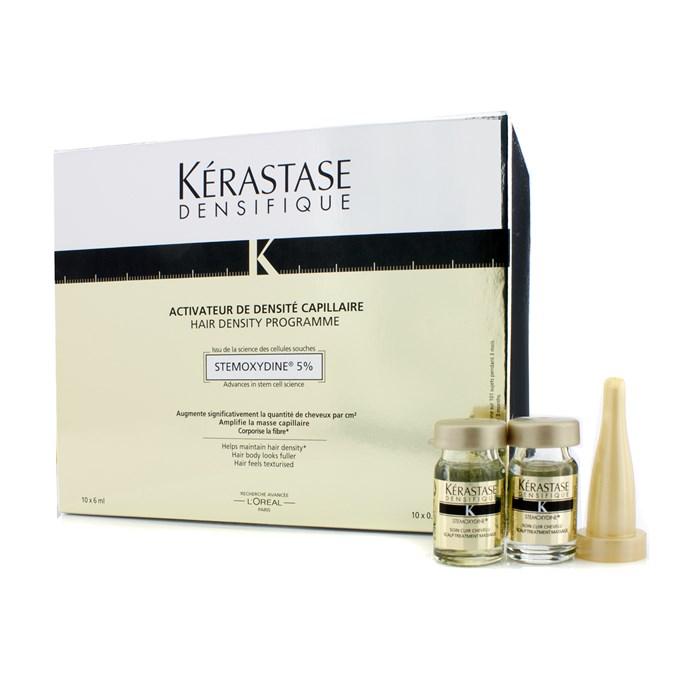Kerastase densifique hair density programme formula for men and women fresh - Kerastase salon treatment ...
