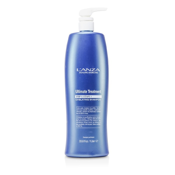 Lanza Ultimate Treatment Step 1 Chelating Shampoo Hair Care