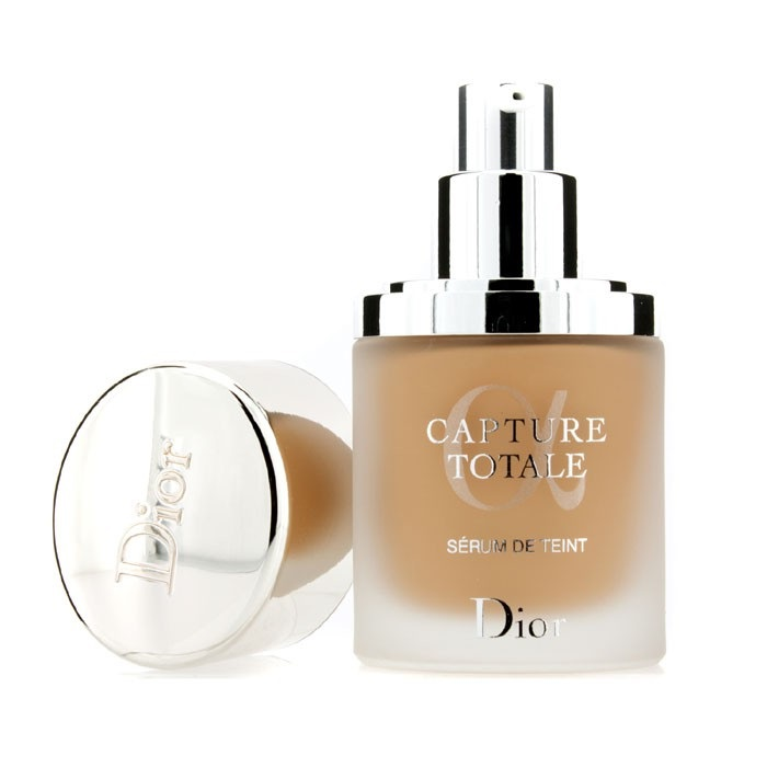 capture totale triple correcting serum foundation spf25 033 apricot beige christian dior. Black Bedroom Furniture Sets. Home Design Ideas