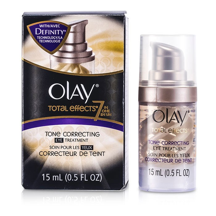 Olay Total Effects 7 In 1 Tone Correcting Eye Treatment