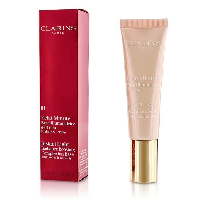 Clarins New Zealand Instant Light Radiance Boosting