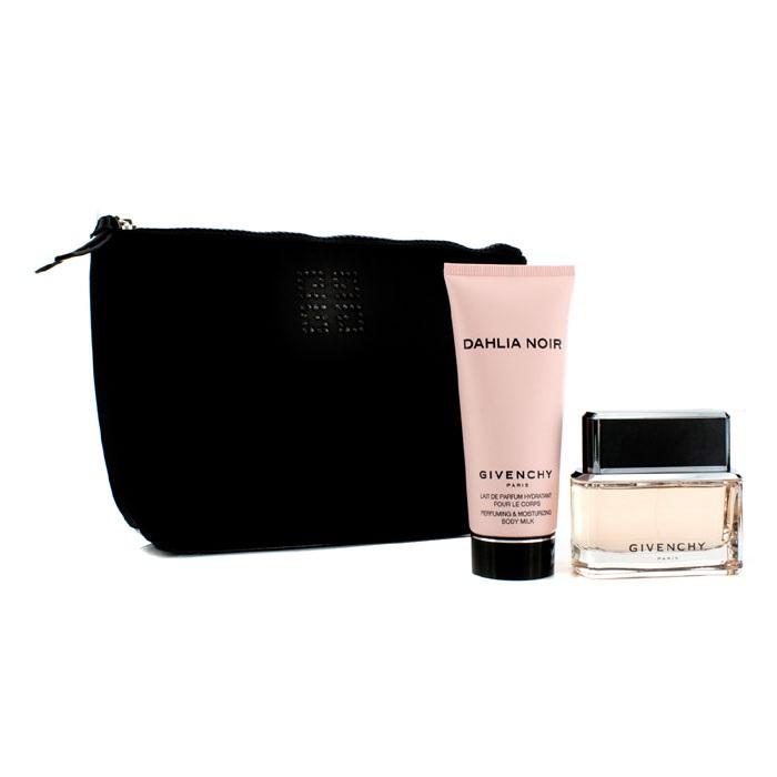Ma Dahlia Noir Perfume Oil: Givenchy Dahlia Noir Coffret: EDP Spray 50ml/1.7oz + Body