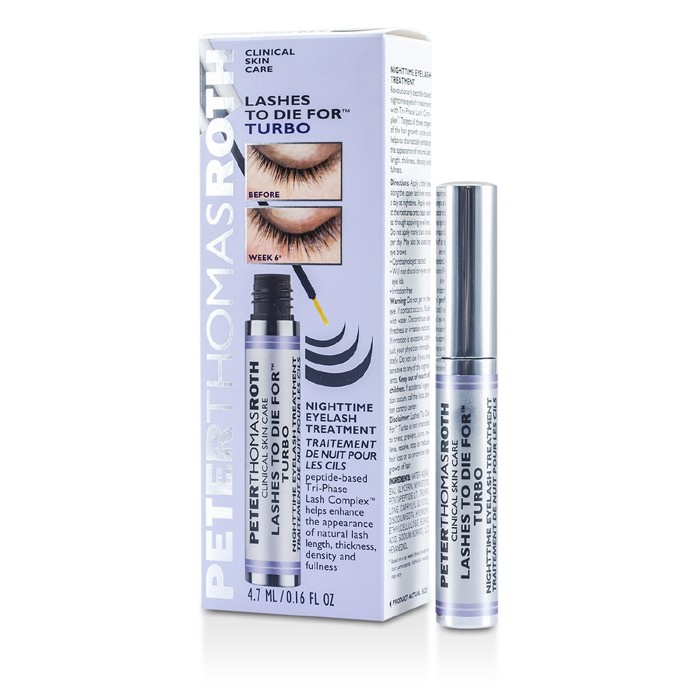 fdc56e16fd2 Peter Thomas Roth Lashes To Die For Turbo Nighttime Eyelash Treatment.  Loading zoom