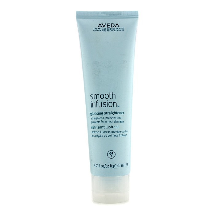 How To Use Aveda Smooth Infusion Naturally Straight