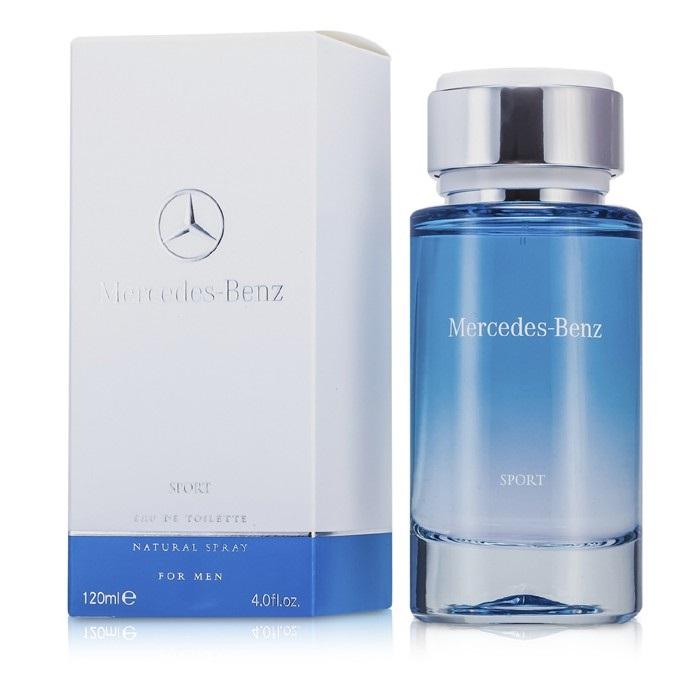 Mercedes benz sport edt spray fresh for Mercedes benz perfume price