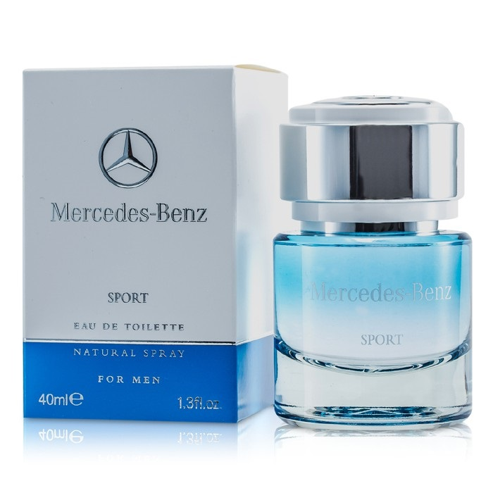 Sport edt spray mercedes benz f c co usa for Mercedes benz perfume price