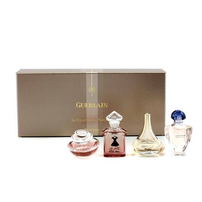 CoffretIdylleInsolencePetite Parfum Initial Du Guerlain NoireShalimar La Miniature Ladies Fragrance Collection Parfumeur Robe hBtQdCxsr