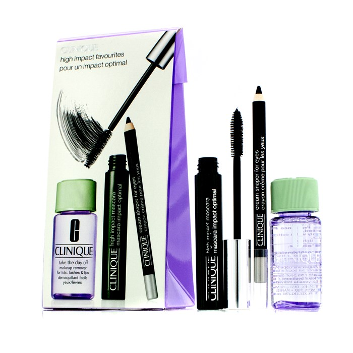 6dc6a11295f Clinique High Impact Favourites Coffret: High Impact Mascara + Cream ...