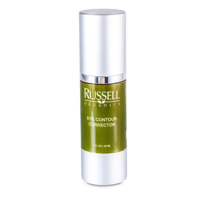 Russell Organics Eye Contour Corrector (For Sensitive Skin & All Skin Types) 30ml/1oz Plum Island Cool As a Cucumber Face Mist
