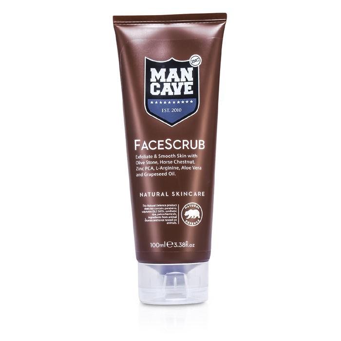 Man Cave Face Scrub : Mancave new zealand face scrub by fresh™