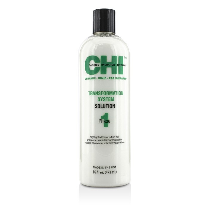 CHI Transformation System Phase 1 - Solution Formula C (For  Highlighted/Porous/Fine Hair) Hair Care