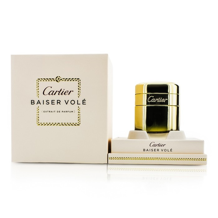 cartier baiser vole extrait de parfum spray fresh. Black Bedroom Furniture Sets. Home Design Ideas