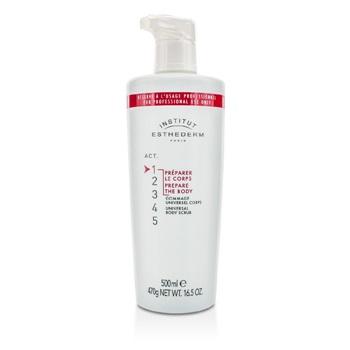 Universal Body Scrub Salon Size Esthederm F Amp C Co Usa