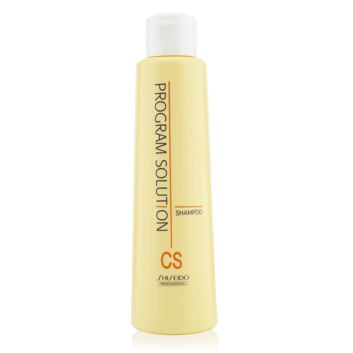 Shiseido Program Solution Shampoo CS (For Colored ...