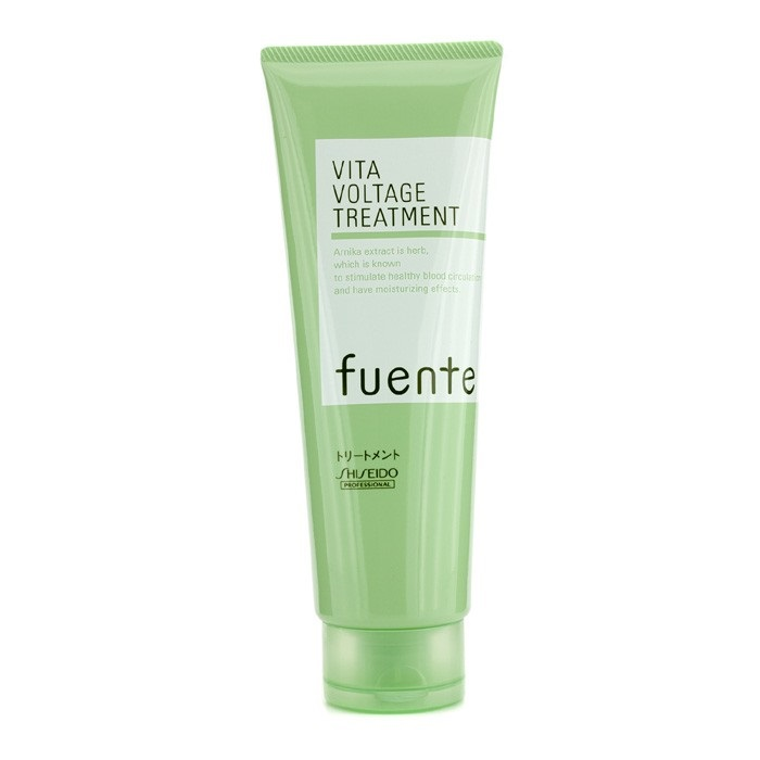 Shiseido New Zealand - Fuente Vita Voltage Treatment ...