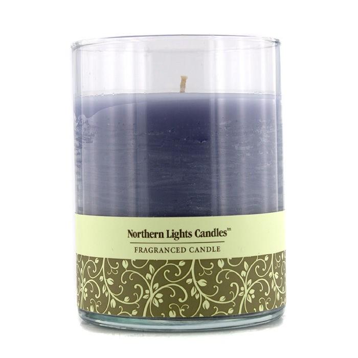 Northern Lights Candles Fragranced Candle   Lavender Vanilla. Loading Zoom