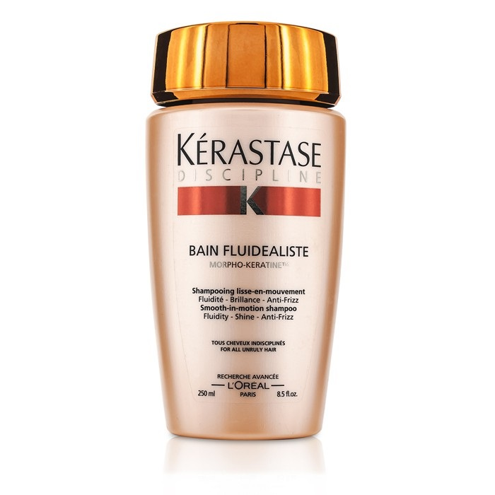 kerastase discipline bain fluidealiste smooth in motion shampoo for all unruly hair fresh. Black Bedroom Furniture Sets. Home Design Ideas