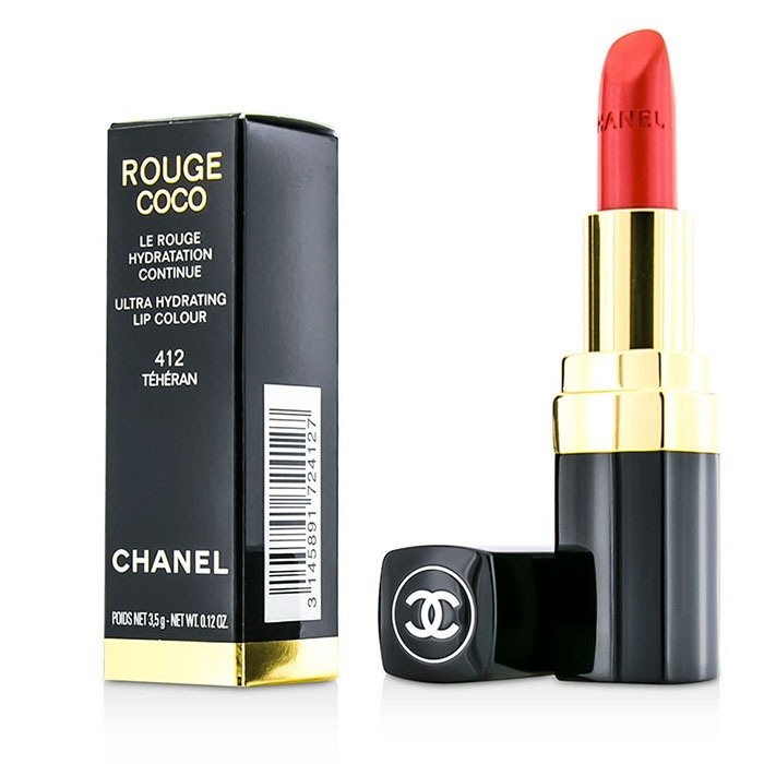 Chanel Rouge Coco Ultra Hydrating Lip Colour -  412 -6775