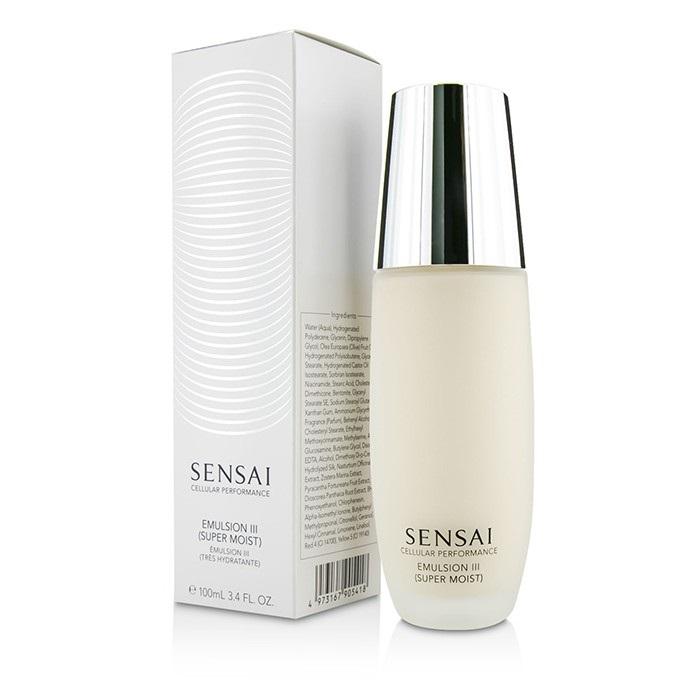 Kanebo Sensai Cellular Performance Emulsion III - Super Moist (New ...