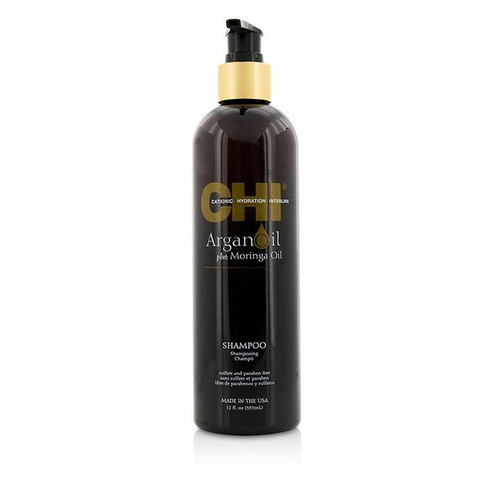 Argan Oil Plus Moringa Oil Shampoo