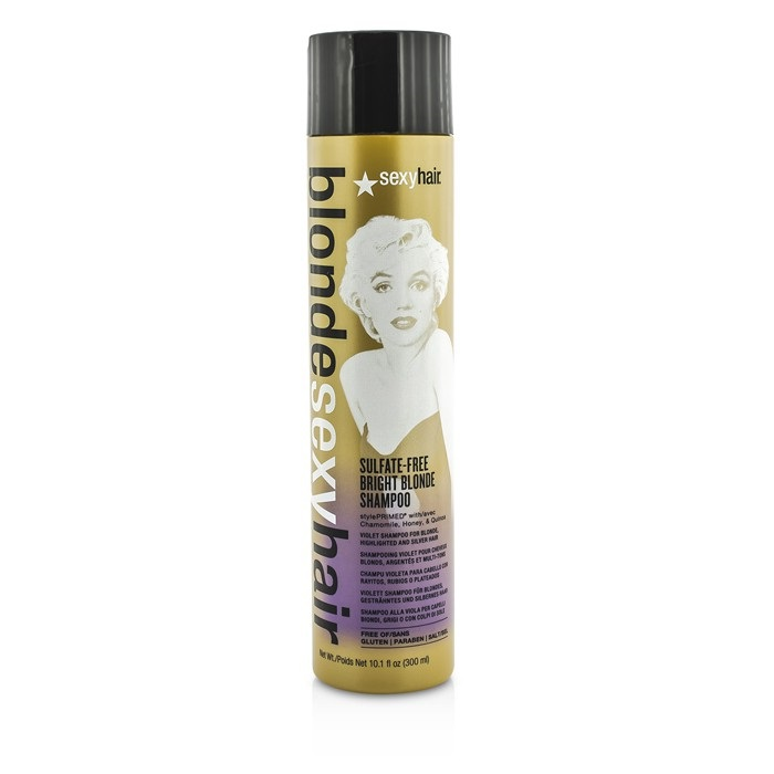 Blonde Sexy Hair Sulfate-Free Bright Blonde Shampoo For -2476