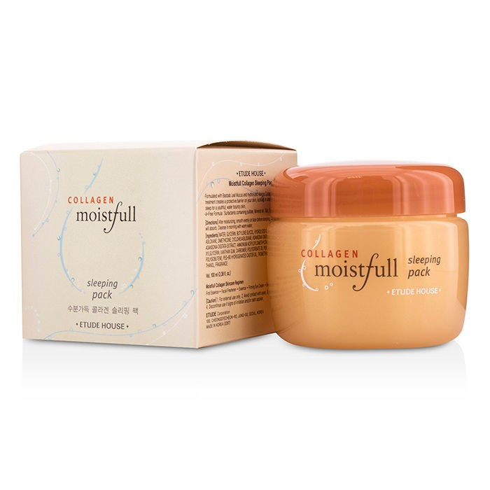Etude House Moistfull Collagen Sleeping Pack. Loading zoom