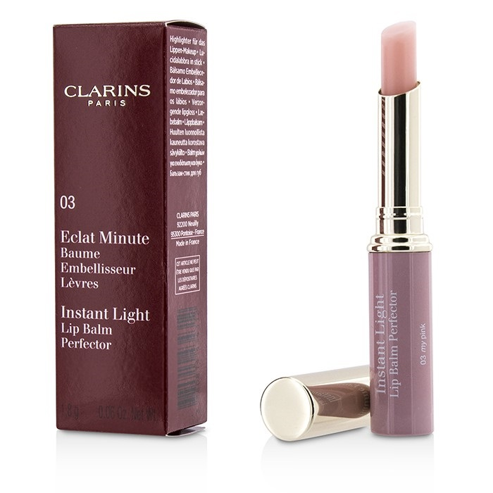 Clarins Eclat Minute Instant Light Lip Balm Perfector