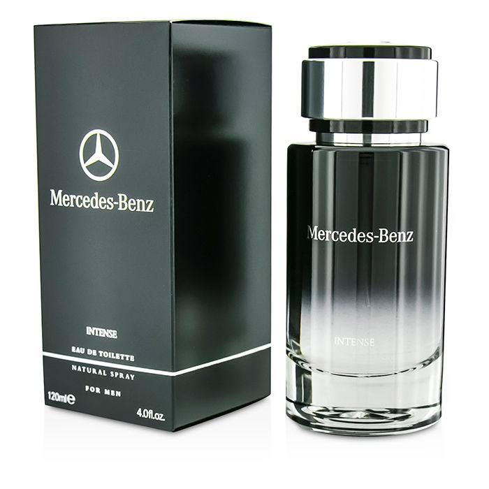 Mercedes benz intense edt spray fresh for Mercedes benz perfume price
