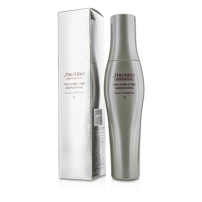 shiseido adenovital scalp essence v review