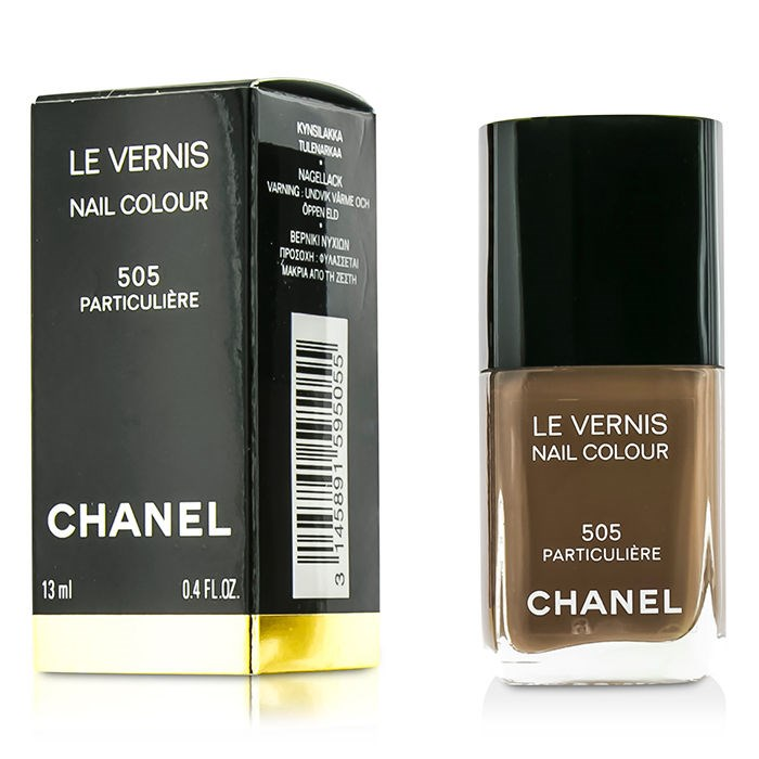 Chanel New Zealand - Nail Enamel - No. 505 Particuliere by Chanel ...