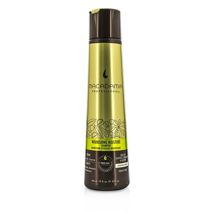 367e430340fd Details about Macadamia Natural Oil Professional Nourishing Moisture  Shampoo 300ml Mens Hair