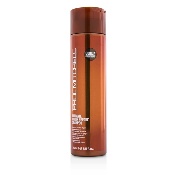 Is Paul Mitchell Color Care Shampoo Sulfate Free