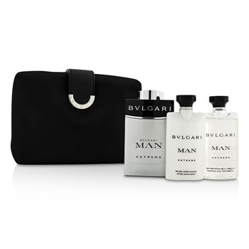 07a127707a64a Bvlgari Man Extreme Coffret  EDT Spray 100ml 3.4oz + After Shave Balm 75ml