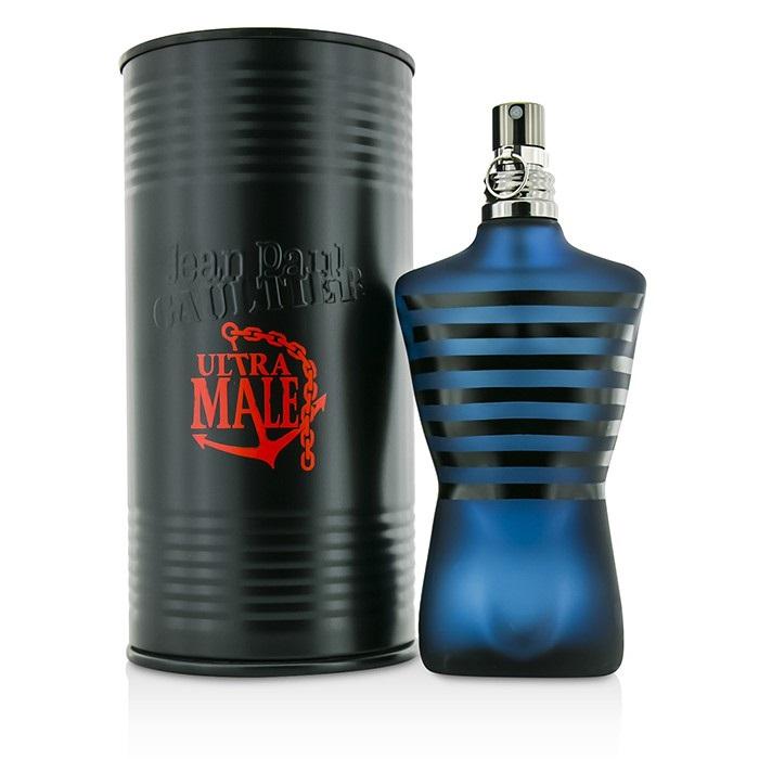 Jean Paul Gaultier Ultra Male EDT Intense Spray 125ml Men ...