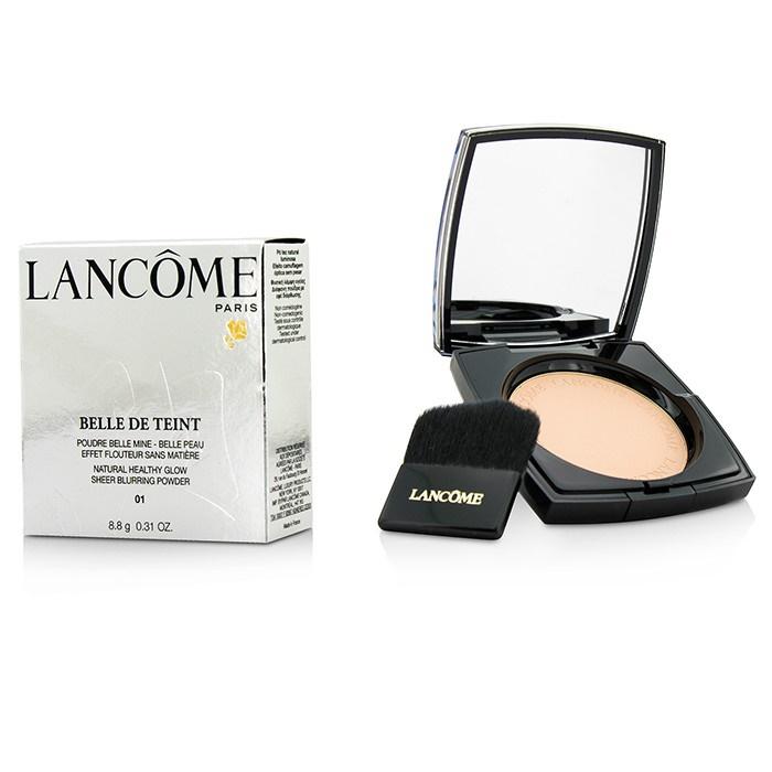 fc0a77729 Lancome Belle De Teint Natural Healthy Glow Sheer Blurring Powder - # 01 Belle  De Rose. Loading zoom
