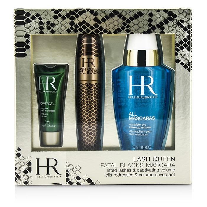 d9dff08786a Helena Rubinstein Lash Queen Fatal Blacks Mascara Kit: Mascara 7.2ml/0.24oz  +. Loading zoom