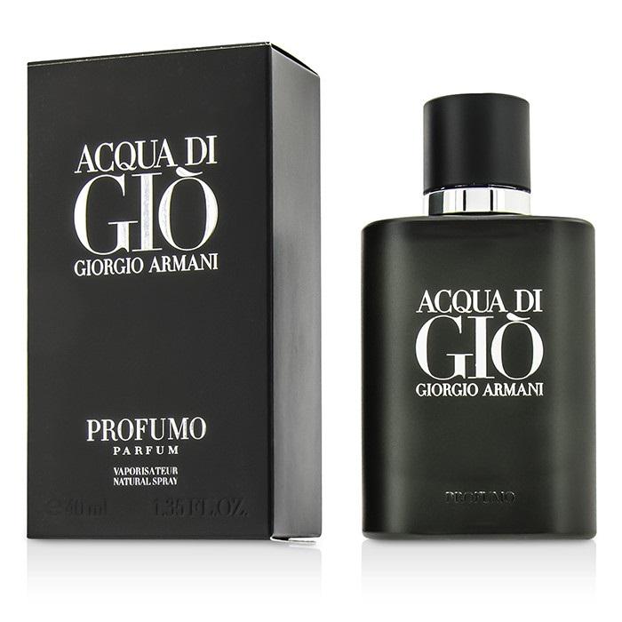 acqua di gio profumo parfum spray giorgio armani f c. Black Bedroom Furniture Sets. Home Design Ideas