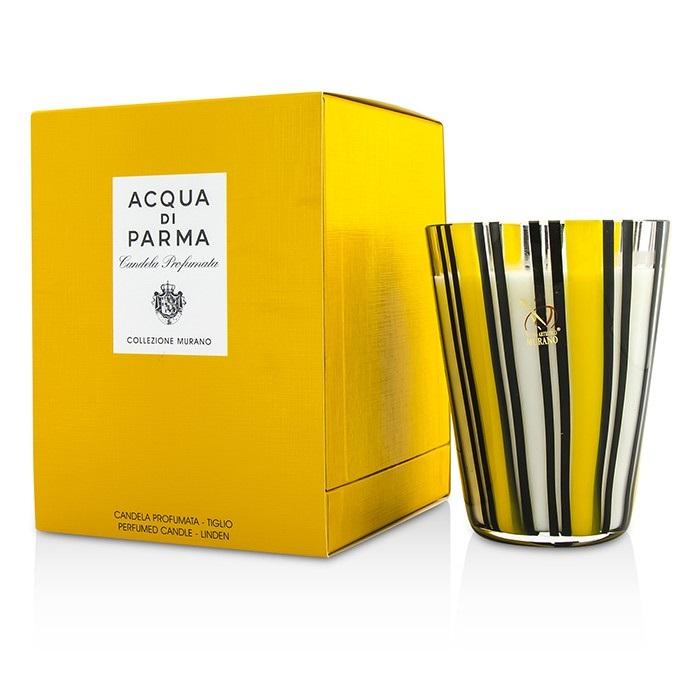 Acqua Di Parma Murano Glass Perfumed Candle - Tiglio (Linen) 200g Home Scent