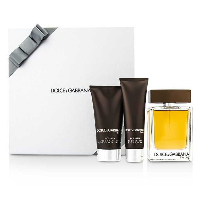 Dolce   Gabbana The One Coffret  EDT Spray 100ml 3.3oz + After Shave.  Loading zoom d0535dd3168e