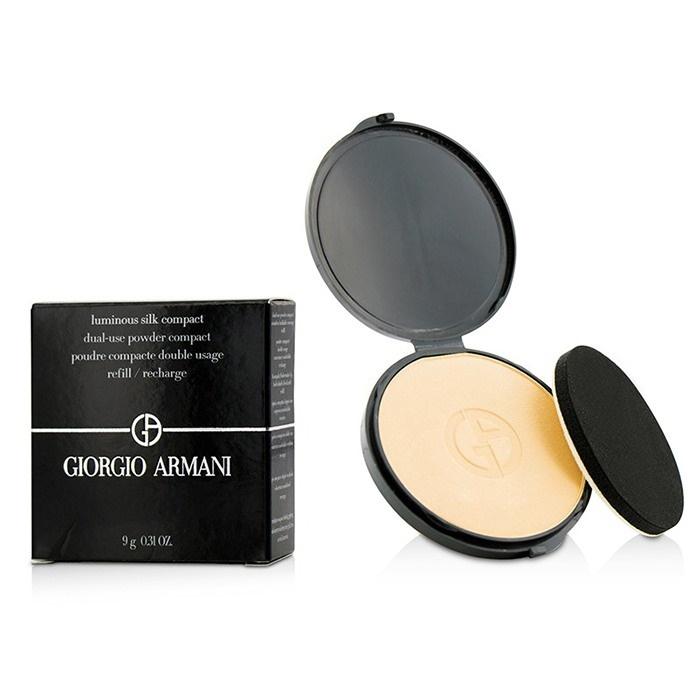 Giorgio Armani Luminous Silk Powder Compact Refill - # 4   Fresh™