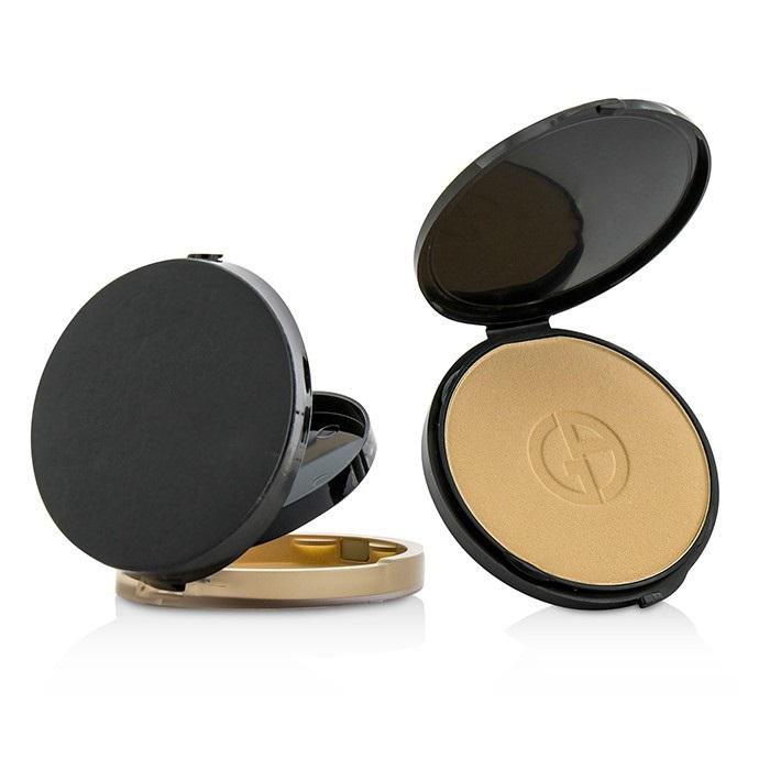 Giorgio Armani New Zealand - Luminous Silk Powder Compact (Case+Refill) - # 4 by Giorgio Armani ...